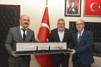 MHP'den Başkan Bozkurt'a Ziyaret
