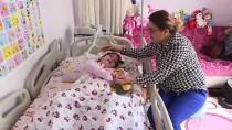 Ziya Selçuk - Minik Ecrin'in Yüzü Evde Destek Eğitimleri İle Güldü