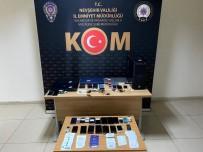 Nevşehir'de Kaçak Cep Telefonu Operasyonu Düzenlendi