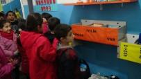 Okulda 'Askıda İyilik' Uygulaması