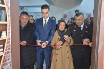 Şehit Uzman Çavuş Mehmet Kürşad Yılmaz Adına Kütüphane Açıldı