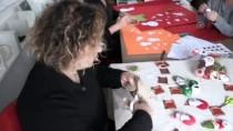 Sinoplu Kadınlar Sokak Hayvanları Yararına Yılbaşı Hediyeleri Hazırlıyor