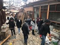 BATı KARADENIZ - Tarihi Kentte Restorasyon Çalışmaları Devam Ediyor