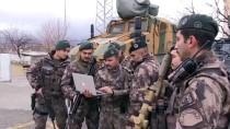 HAREKAT POLİSİ - Terörle Mücadele Kahramanlarının Tercihi 'Millilerden Asker Selamı' Oldu