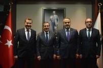 ALINUR AKTAŞ - Türkiye Sağlıklı Kentler Birliği Tepebaşı'nda Toplandı
