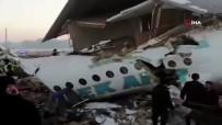KıRGıZISTAN - Uçak Kazasında Hayatını Kaybedenlerin Sayısı 15'E Yükseldi