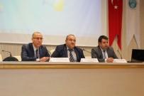 MUSTAFA DOĞAN - Üniversite Öğrencilerine Türk Spor Teşkilat Yapısı Anlatıldı