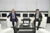 Vali Soytürk Rektör Karacoşkun'la Bir Araya Geldi