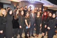 SÜLEYMAN SOYLU - Vali Toprak, Türkülerle Hakkari'den Ayrıldı