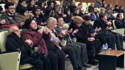 Vefat Eden Türkiye Sevdalısı Azerbaycanlı Akademisyen Vasiyeti Üzerine Kayseri'ye Defnedildi