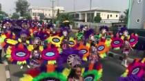 NIJERYA - Afrika'nın En Büyük Sokak Partisinde Dansçılar Yürüdü
