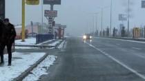 Ağrı'da Kar Etkili Oluyor
