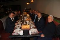 YÜK TRENİ - AK Partili Kavuncu, Muhtarla Buluştu