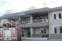 Antalya'da Müftülük Binasında Yangın