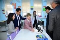 MUSTAFA MASATLı - Ardahan'da Bilim Ve Sanat Merkezi (BİLSEM) Yeni Hizmet Binasında Hizmete Başladı
