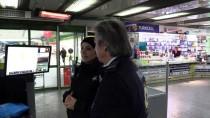 METRO İSTASYONU - Başkentte 'Özel Güvenlik' Denetimi