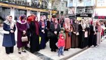 MÜSLÜMANLAR - Batman'da STK Temsilcileri, İdlib'deki Saldırılara Tepki Gösterdi