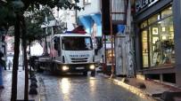 NOEL - Beyoğlu'nda 'Hanuka Ve Noel Bayramı' Kutlamaları İçin Bazı Yollar Trafiğe Kapatıldı