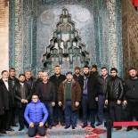 KıRGıZISTAN - Beyşehir, Ahıska Türkü Din Görevlilerini Misafir Etti