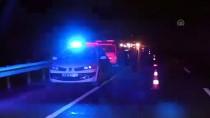 ŞELALE - Bilecik-Eskişehir Yolunda Otobüs Kazası Açıklaması 6 Yaralı