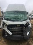 ŞELALE - Bilecik'te Trafik Kazası Açıklaması 1 Ölü