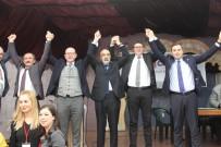 CHP Manyas'da İsfendiyar Ülker Altıncı Kez Başkan Oldu