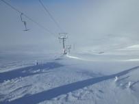 Davraz'daki 2 Pistte Kayak Sezonu Açıldı