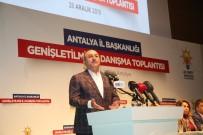 İL BAŞKANLARI - Dışişleri Bakanı Çavuşoğlu Açıklaması 'Libya İle İmzaladığımız Mutabakat Boş Bir Mutabakat Zaptı Değil'