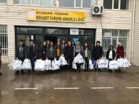REKABET KURUMU - Diyarbakır'da 'Her Sınıfın Bir Kardeşi Olsun' Kampanyası