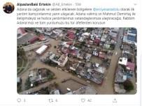 ADANA VALİSİ - Erciyes Anadolu Holding'ten Yardım Eli