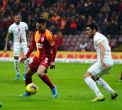 KENDİ KALESİNE - Galatasaray, Antalyaspor'u Farklı Geçti
