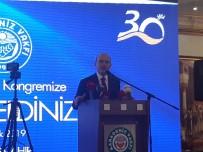 İSTANBUL TICARET ODASı - İçişleri Bakanı Soylu Karadenizliler Vakfı Genel Kurulu'nda Konuştu