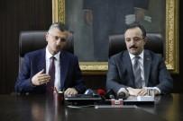 ZONGULDAK VALİSİ - İçişleri Bakanı Yardımcısı Çataklı Açıklaması 'Bakanlık Olarak Yerli Otomobile Her Türlü Desteği Vereceğiz'