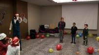 YILBAŞI PARTİSİ - LÖSEV'den Lösemili Çocukları Eğlendiren Etkinlik