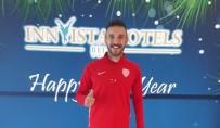 Nevşehir Belediyespor, Afjet Afyonspor'dan Mehmet Tosun'u Transfer Etti