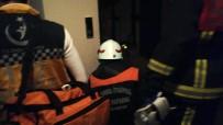 (ÖZEL) Esenyurt'ta Asansörde Faciadan Dönüldü