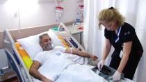 SAKARYA ÜNIVERSITESI - Sakarya'da Kolon Kanseri Hasta Nadir Ameliyat Yöntemiyle Sağlığına Kavuştu