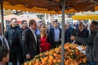 TAZİYE ZİYARETİ - Seçer Açıklaması 'Akdeniz İlçesinde Önemli Yatırımlar Yapacağız'