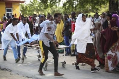 Somali'deki patlamada ölü sayısı 90'a yükseldi