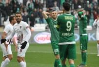 AYDOĞAN - TFF 1. Lig Açıklaması Bursaspor Açıklaması 2 - Hatayspor Açıklaması 1