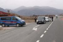 Tosya Yolunda Jandarma Ekipleri Kontrollerini Sıklaştırdı