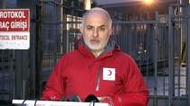 CİLVEGÖZÜ SINIR KAPISI - Türk Kızılay Genel Başkanı Kınık'tan İdlib İçin İnsani Yardım Çağrısı Açıklaması