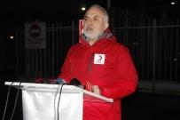 CİLVEGÖZÜ SINIR KAPISI - Türk Kızılayı Genel Başkanı Kerem Kınık Açıklaması 'Şam'dan İdlib'e Yardım Beklemek Saflık Olur'