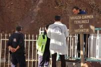 ŞELALE - Türkiye'nin En Büyük Yapay Şelalelerini Hırsızlar Kuruttu