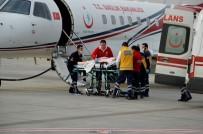 KALP HASTASI - Uçak Ambulans Kayseri'deki 2 Hasta İçin Havalandı