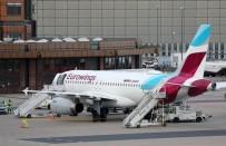 HAVAYOLU ŞİRKETİ - Almanya'da İki Havayolu Şirketinden Grev Kararı