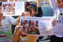 Antalya'da 'Baz İstasyonu' Tepkisi