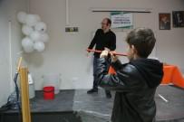 GÖKMEYDAN - Bilim Ve Deney Etkinliklerine Çocuklardan Yoğun İlgi