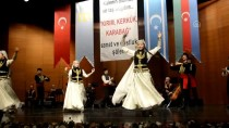 KıRıM - Bursa'da Kırım-Kerkük-Karabağ Sanat Ve Dostluk Şöleni