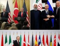 DEVLET BAŞKANLIĞI - Cumhurbaşkanı Erdoğan'ın 2019 mesaisi yoğun geçti
